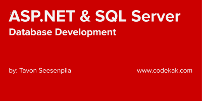 ASP NET + SQL Server Programming – Programming Tutorials